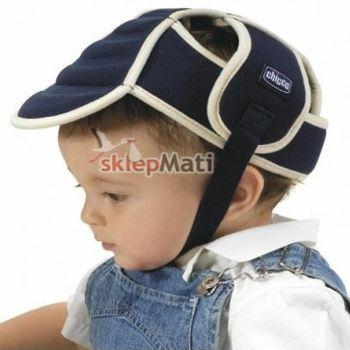 chicco kask ochronny dla dziecka na glowę
