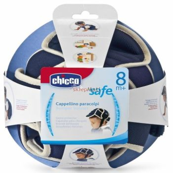 chicco kask ochronny dla dziecka na glowe