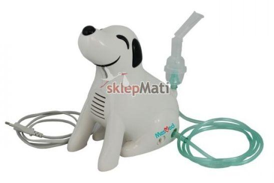 mescomp piesio inhalator pneumatyczno- tłokowy